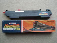 C1970 VINTAGE CORGI ROCKETS SUPER BOOSTER No 1970 IN ORIG BOX