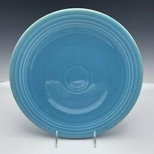 Fiestaware Turquoise Large Platter Fiesta Blue 13.5 inch Serving Tray