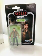 Star Wars TVC The Vintage Collection Young Han Solo Hasbro 3,75'' 1 Piece MOC