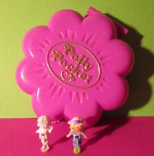 Polly Pocket Mini ❀ Zauber Garten ❀ Garden Surprise ❀ 100 % Komplett ❀ 1990 ❀