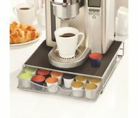 Lavazza Modo Mio  Coffee Capsule Storage Draw Holds 36 Pods