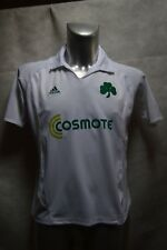 22ef1ed5a MAILLOT FOOT ADIDAS PANATHINAIKOS TAILLE 16 ANS JERSEY SOCCER 100 ANS