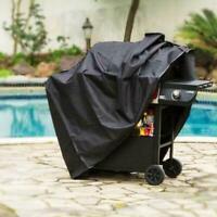 BBQ Cover Heavy Duty Waterproof Rain Heat Resistance Resistance Corrosion E0E5