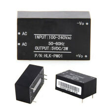 HLK-PM01 220v To 5v Household AC DC Step-Down Power Supply Schalter Modul AIP