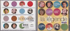 CD LA LEGENDE 1997 20T PRESLEY/HALLYDAY/DASSIN/BYRDS/BLONDIE/GAYNOR/HARDY/CLARK
