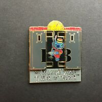 Twilight Zone Tower of Terror - Stitch Causing Trouble 3D - Disney Pin 45806
