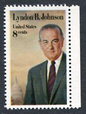 "1973 ""LYNDON B. JOHNSON - 36TH US PRESIDENT"" USA 8-cent, Scott #1503 MNH (96c)"
