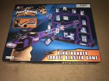 Power Rangers Dino Thunder Target Blaster Game Nisb