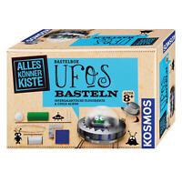 KOSMOS AllesKönnerKiste UFOs basteln Flugobjekte u. Aliens basteln ab 8J. 604127