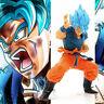 Dragon Ball Super Broly Son Goku SSGSS Ichiban Kuji 19cm PVC Figur Figuren