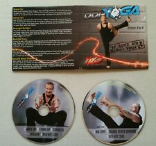 DDP Yoga Diamond Dallas Page DVD discs 3 and 4 Free shipping!