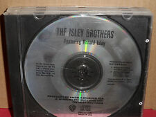 The Isley Brothers - Spend the Night PROMO CD Single Rare R&B