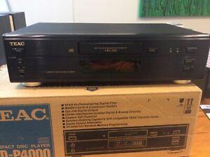 TEAC CD P4000