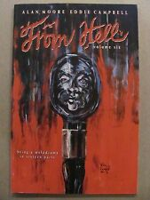 From Hell Volume Six 1994 Mad Love Kitchen Sink Press Alan Moore