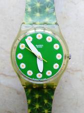 """orologio swatch STANDARD GENT modello""""WHERE'S THE EGG""""GG186 anno 2000 usato"""