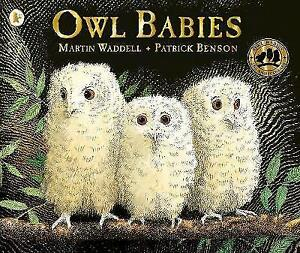 Owl Babies by Martin Waddell (Paperback) Book