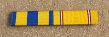 "WW2 USN US NAVY MILITARY 1/2"" Ribbon Bar Navy Expeditionary American Defense"