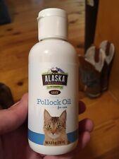Pollock Oil for Cats - Alaska Naturals