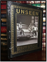 Unseen Unpublished Black History New Sealed Easton Press Leather Bound Gift Ed.