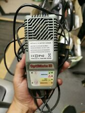 OPTIMATE 3 SP MOTORCYCLE BATTERY CHARGER