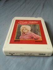 DOLLY PARTON - Best Of- 8 Track Tape