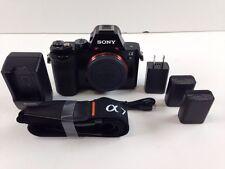 Sony Alpha a7S 12.2MP Digital Camera - Black (Body Only) - OPEN BOX