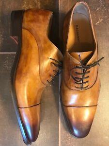 Magnanni Leather Shoes Men's 12 Men's