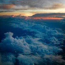 "NEW Peter Lik Photography Art Element 9.75"" x 9.75"" Squared Lik2 Art #3 Clouds"