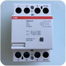Contactor ABB ESB-40-40