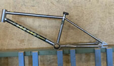 Mini Schwinn Predator frame (serial # G0683) chrome, Pre-owned, 1980's, 18""