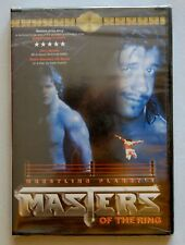Eddie Guerrero & Chris Jericho Masters Of The Ring DVD NEW Sealed wwe wrestling
