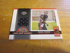 Roscoe Parrish 2005 Topps Total Rookie Jerseys #5 Relic Card NFL Buffalo Bills