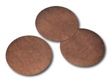 6 Large Round Copper Disc's for IWS Inner Pots - New - Hydroponics
