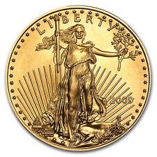 2009 1/2 oz Gold American Eagle - Brilliant Uncirculated