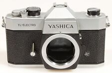 YASHICA TL-ELECTRO BODY ONLY FOR PARTS