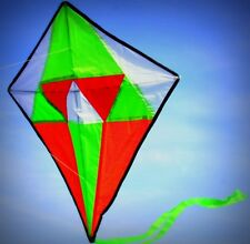 Diamond Kite/easy to fly/great as gift for children/family outdoor fun