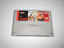 Legend Super Nintendo Game Cartridge SNES PAL