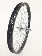 """Sta-Tru Rear Wheel 20"""" Single Speed BMX Hub, Steel Rim, Solid Axle, 36 Spokes"""