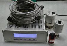 PFEIFFER TPG 256A VACUUM CONTROLLER / CMR261 / IKR251 / TPR280 Gauge