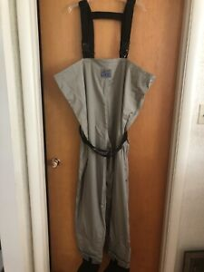 Fly Fishing Stocking Foot Breathable waders XL stout NEW Chota Rocky River