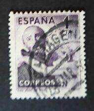 ESPAÑA-SPAIN-1950 edifil n.1070 serie completa, usado.