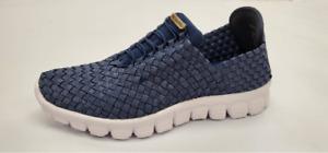 ZEE ALEXIS Danielle Denim Sneakers Women's US sizes 6-11 NEW!!!
