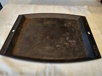 """Vintage Lodge Jscp USA Cast Iron Griddle 15"""" x 12"""""""