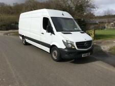 Sprinter Right-hand drive Manual Commercial Vans & Pickups