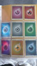 Lot 8 Cartes Pokemon Énergie Brillantes- La Voie Du Maitre