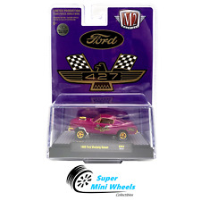 CHASE ! ! ! M2 Machines 1966 Ford Mustang Gasser (Purple) - 1/64