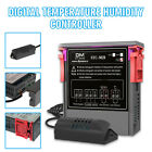 STC-3028 Dual LED Temperature Humidity Controller AC110-220V Digital Thermostat/