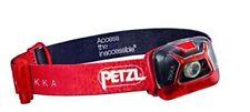 Petzl Tikka Hybrid Concept Headlamp 200 Lumens Red Brand New In Box
