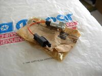 NOS MOPAR 1975 B/BODY FURY CORONET CHARGER CORDOBA DASH ASH TRAY LAMP 3747006