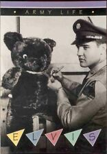 (ipw) Postcard, Elvis Presley: Army Life